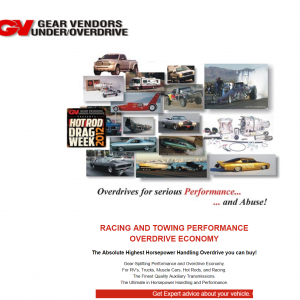 Automotive Web Design