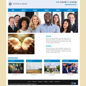 wordpress consulting theme